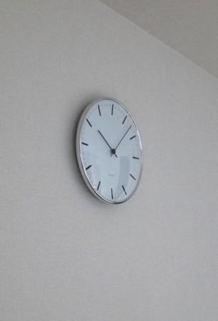 アルネヤコブセン壁掛け時計