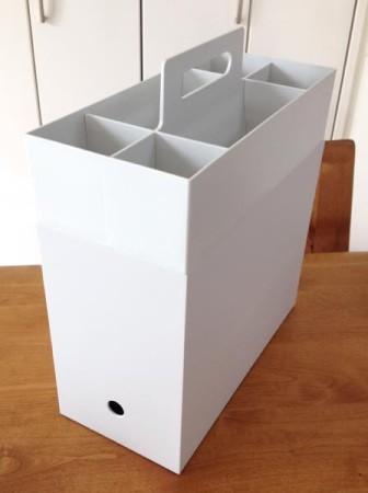無印収納キャリーボックス2