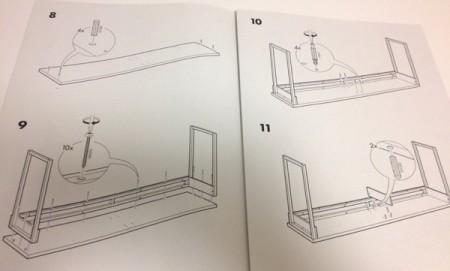 IKEAの取扱説明書