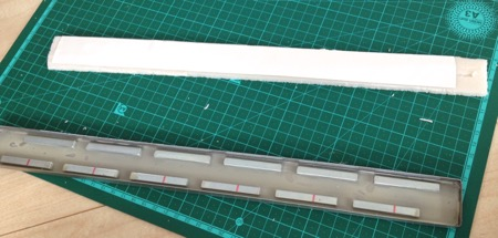 IKEAマグネットナイフラック設置方法
