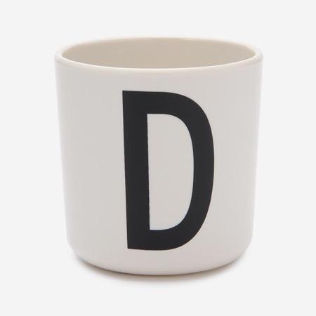 デザインレターズメラミンカップ