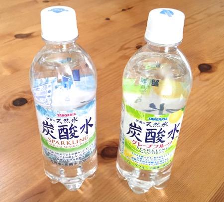 伊賀の天然水炭酸セット