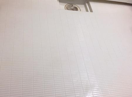 パナソニックお風呂床掃除