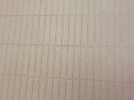 カラリ床溝汚れ