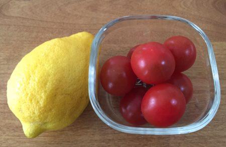 トマトレモン