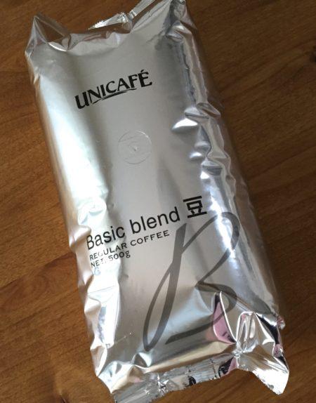 UNICAFE ベーシックブレンド豆