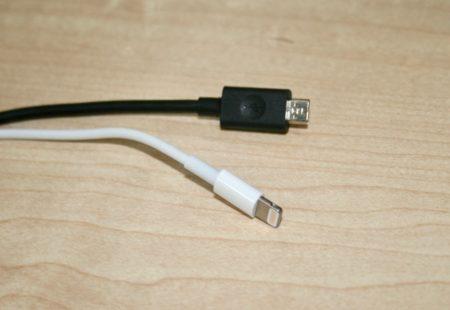 ワイヤレス充電ケーブル種類
