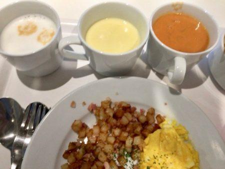 イケアフードコートスープ