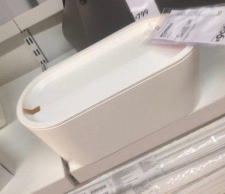 イケアケーブルボックス