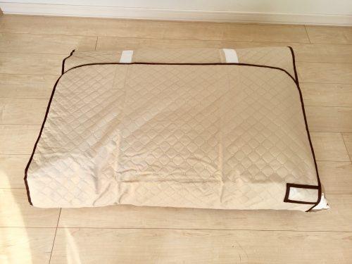 4つ折り敷き布団収納ケース