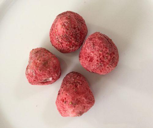 苺フリーズドライチョコレート