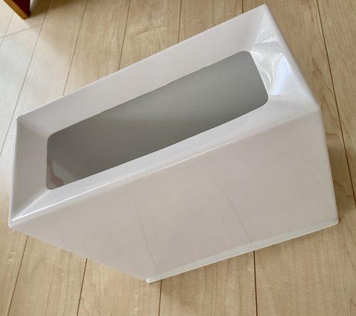 チューブラーブリック ゴミ箱