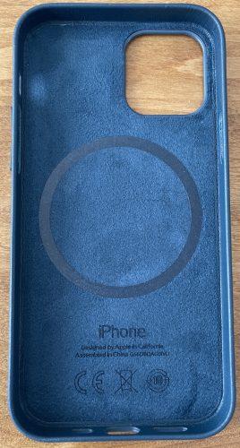 iphone12ケースパルテックブルー